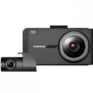 THINKWARE - X700 Front and Rear Camera Dash Cam - Black/Dark Gray @Best Buy