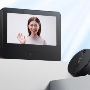 Xiaomi Mijia Smart Cat Eye Camera Electronic Cat Eye Video Doorbell Door Monitor @Joybuy