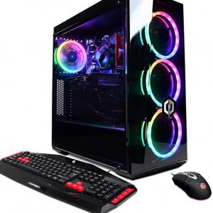 Amazon - CYBERPOWERPC Gamer Xtreme VR 台式遊戲機 (i5-9400F 8GB 240GB+1TB) ,直降$50