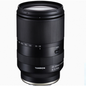 New releases -  Tamron 70-180mm f/2.8 Di III VXD Lens for Sony E for $1199 @Tamron