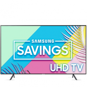 Up to 50% off Samsung TVs, Headsets, smartphones, tablets, and more @Walmart