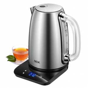 Electric Kettle, 2019 Upgrade Version 1.7L Temperature Control Tea Kettle with Digital LCD Base