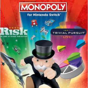 Hasbro Game Night - Nintendo Switch @Best Buy