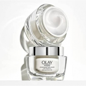$10.11 (Was $26.99) For Overnight Gel Mask Hydrating/Firming/Brightening 1.7oz @ OLAY