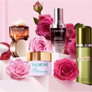 Weekend Flash Sale (La Prairie, La Mer, SK-II, Estee Lauder, Lancome, Philips, Shiseido)@ Unineed