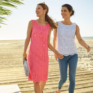 Summer Cyber Monday - 50% Off Sitewide Sale @ Talbots