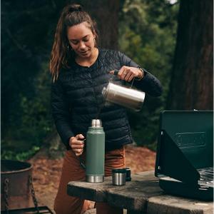 Stanley 小暖壺式保溫杯 1.1誇脫促銷 終身可保修 @ Amazon