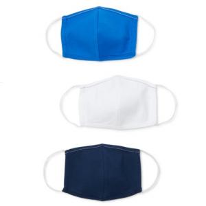 Kids' Reusable Face Masks, 3-pack @ Walmart