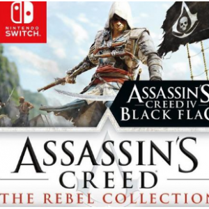 Assassin's Creed: The Rebel Collection @GameStop