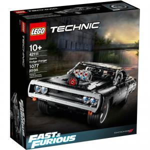 LEGO Technic 科技系列 42111  《速度与激情》道奇战马 @ Zavvi