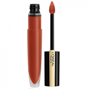 L'Oréal Paris Makeup Rouge Signature Matte Lip Stain Shade I Amaze @ Amazon