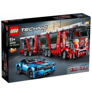 LEGO Technic 机械组系列 42098 汽车运输车 @ Zavvi