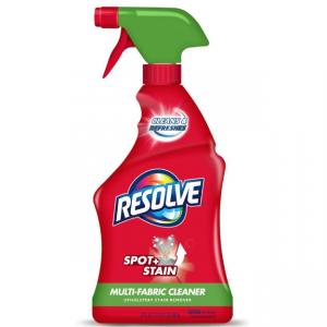 Resolve 地毯清潔劑  22 fl oz  @ Amazon