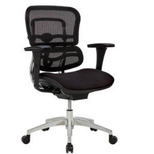 Lenovo - WorkPro 12000係列 中背透氣辦公椅