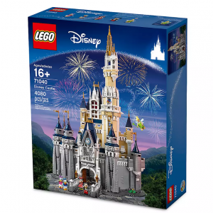 Lego Disney Castle Playset 71040 (4080 Pieces) @ shopDisney