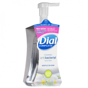 Dial Complete Antibacterial Foaming Hand Wash White Tea 7.5fl oz @ Walgreens