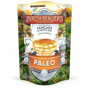 Birch Benders Paleo 美式華夫餅混合粉 12盎司 @ Amazon