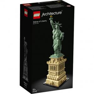 LEGO Architecture: Statue of Liberty (21042) @ Zavvi