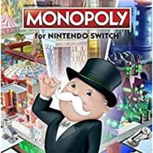 34% off Monopoly - Nintendo Switch Standard Edition @Amazon