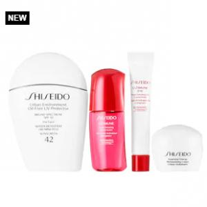 New! Shiseido SPF x Every Day Sunscreen Set @ Sephora