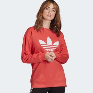 eBay US官网 adidas Originals Trefoil 女款卫衣热卖