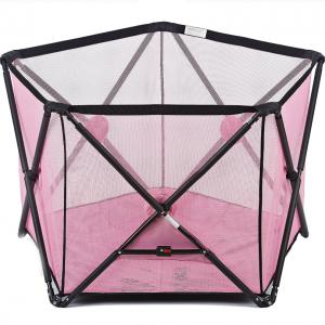 Dream On Me Olivia Ready-to-Go Playard, Pink @ Walmart