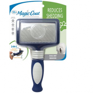 Four Paws Magic Coat Dog Mat Remover, Dematting Tool for Dogs @ Chewy