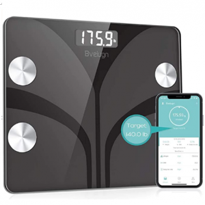 Posture+ 数码智能体脂秤 轻松追踪体重,减肥更方便