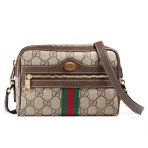 Gucci SmallCanvas Crossbody Bag @ Nordstrom