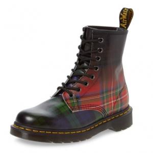 Nordstrom Rack官网 Dr. Martens 1460 皇家条纹8孔女款马丁靴热卖