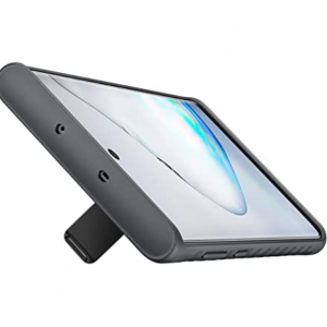81% off Samsung Galaxy Note10 Case, Rugged Drop Protection Cover - Black @Amazon