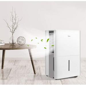 限今天:Midea 美的除湿机、便携式空调一日特卖 @ Amazon