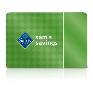 Join Sam's Club now as a Club member and receive a $45 e gift card