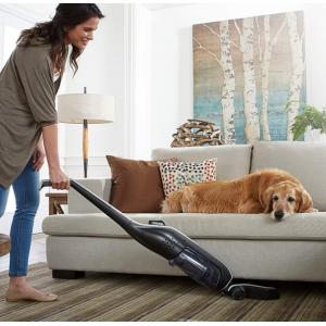 Hoover Linx Cordless Stick Vacuum Cleaner, Lightweight, BH50010, Grey @ Amazon