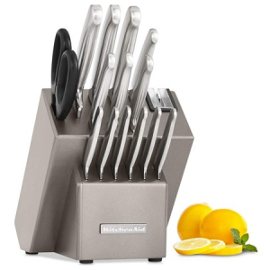 KitchenAid Architect Series 16-Pc. Stainless Steel Cutlery Set @ Woot