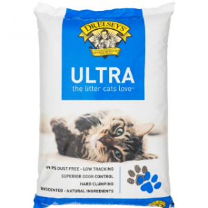 Dr. Elsey's Precious Cat Ultra Scoopable Multi-Cat Litter, 40 lbs. @ Petco