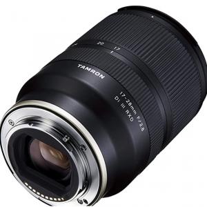 B&H - Tamron 17-28mm f/2.8 Di III RXD 镜头 Sony E 卡口,直降$100