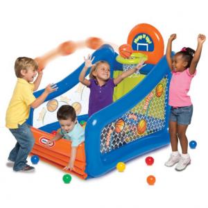 Little Tikes 儿童投篮海洋球池 @ Walmart