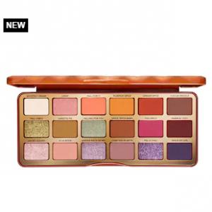 New! Too Faced Pumpkin Spice Warm & Spicy Eye Shadow Palette @ Sephora