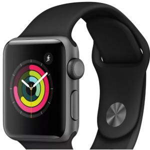 Apple Watch Series 3 (GPS) 38mm Aluminum Case @Target