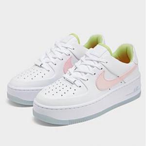 Finish Line官網 Nike Air Force 1 Sage 耐克空軍一號女子休閑運動鞋熱賣