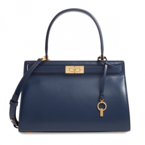 Tory Burch Small Lee Radziwill Leather Bag @ Nordstrom