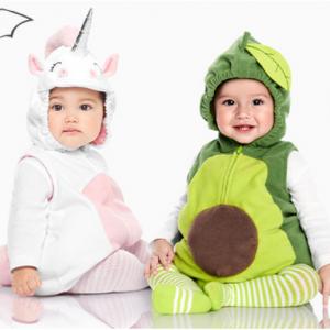 兒童萬聖節服飾熱賣 @ Carter's