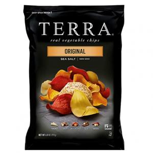 TERRA Original Chips with Sea Salt, 6.8 oz. @ Amazon