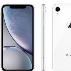 $300 off Total Wireless Apple iPhone XR w/64GB, White @Walmart