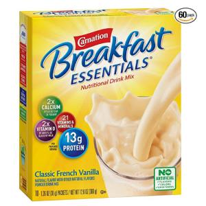 Carnation 香濃巧克力早餐營養奶、奶粉等熱賣 @ Amazon