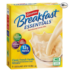Carnation Breakfast Essentials Powder Drink Mix @ Amazon