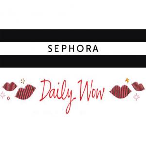Sephora开启21日美妆护肤惊喜大促 低至5折