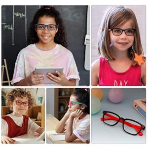 Mimoeye Blue Light Filter Glasses for Kids @ Amazon