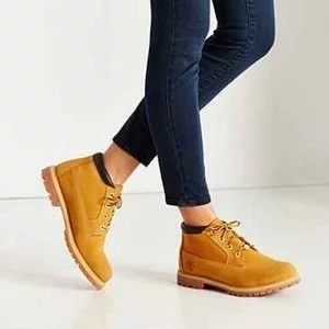 Timberland Women's Nellie Double Waterproof Ankle Boot Sale @ Amazon.com